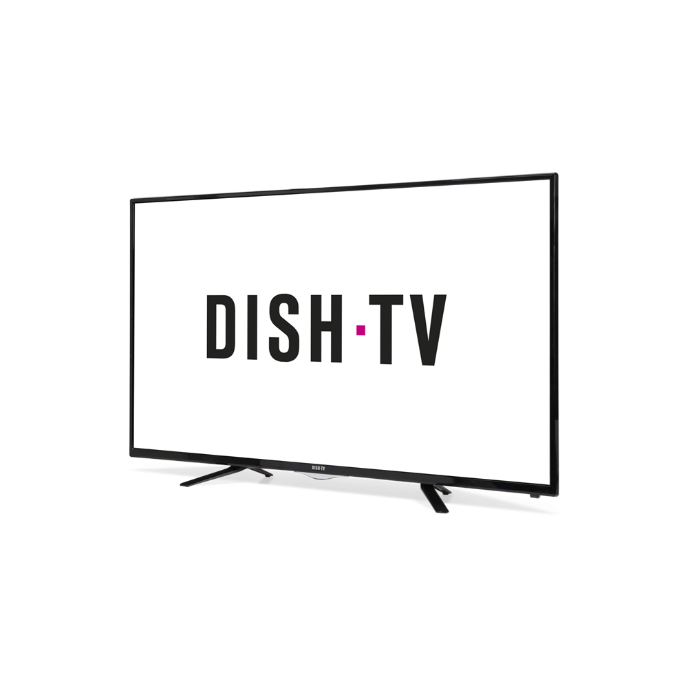 "Dish TV 65"" 4K UHD LED TV"