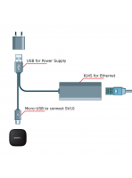 SmartVU X Ethernet Adapter Cable