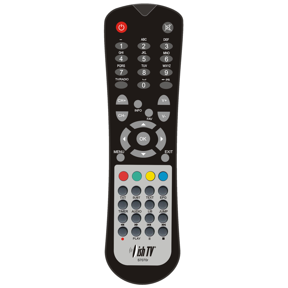 Remote Control for Dish TV S7080