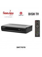 Freeview Satellite and Antenna Receiver - SNT7070