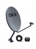 Satellite Dish Kit  for Freeview / SkyTV
