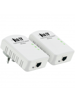 Powerline Ethernet  Adapter Kit - Internet from Power Plug