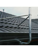 Eave Mount 42mm Pole