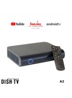 Freeview Recorder A2 -  Android TV, YouTube, 1TB HDD - Super Box (Refurbished)