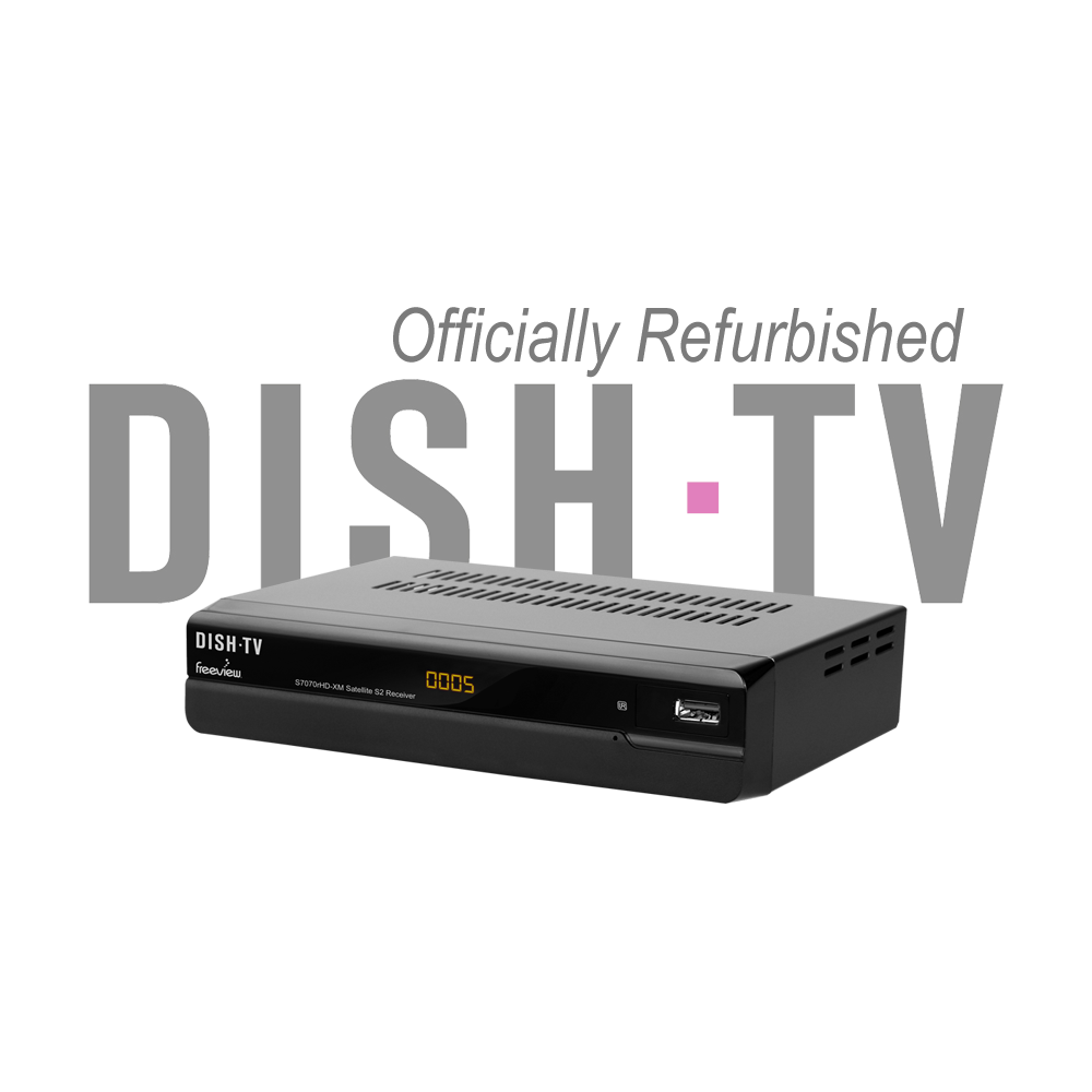 Refurbished Dish TV S7070rHD