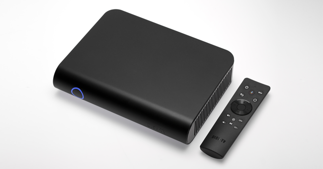 Dish TV Freeview Recorder powered by Android TV